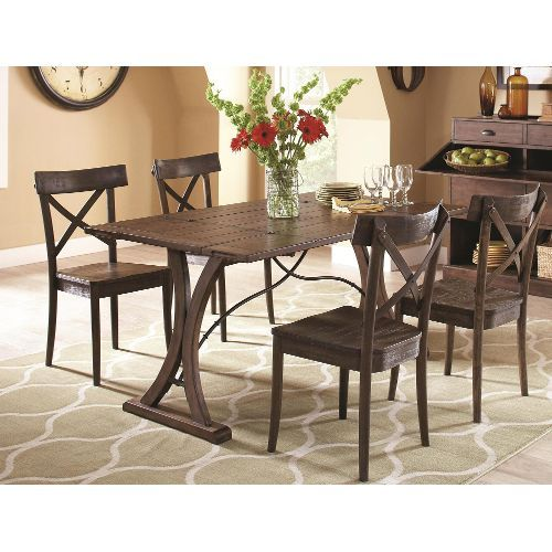 Shop For Largo International Folding Top Dining Table, And Other Dining  Room Dining Tables At Tyndall Furniture Galleries, INC In Charlotte, North  Carolina.