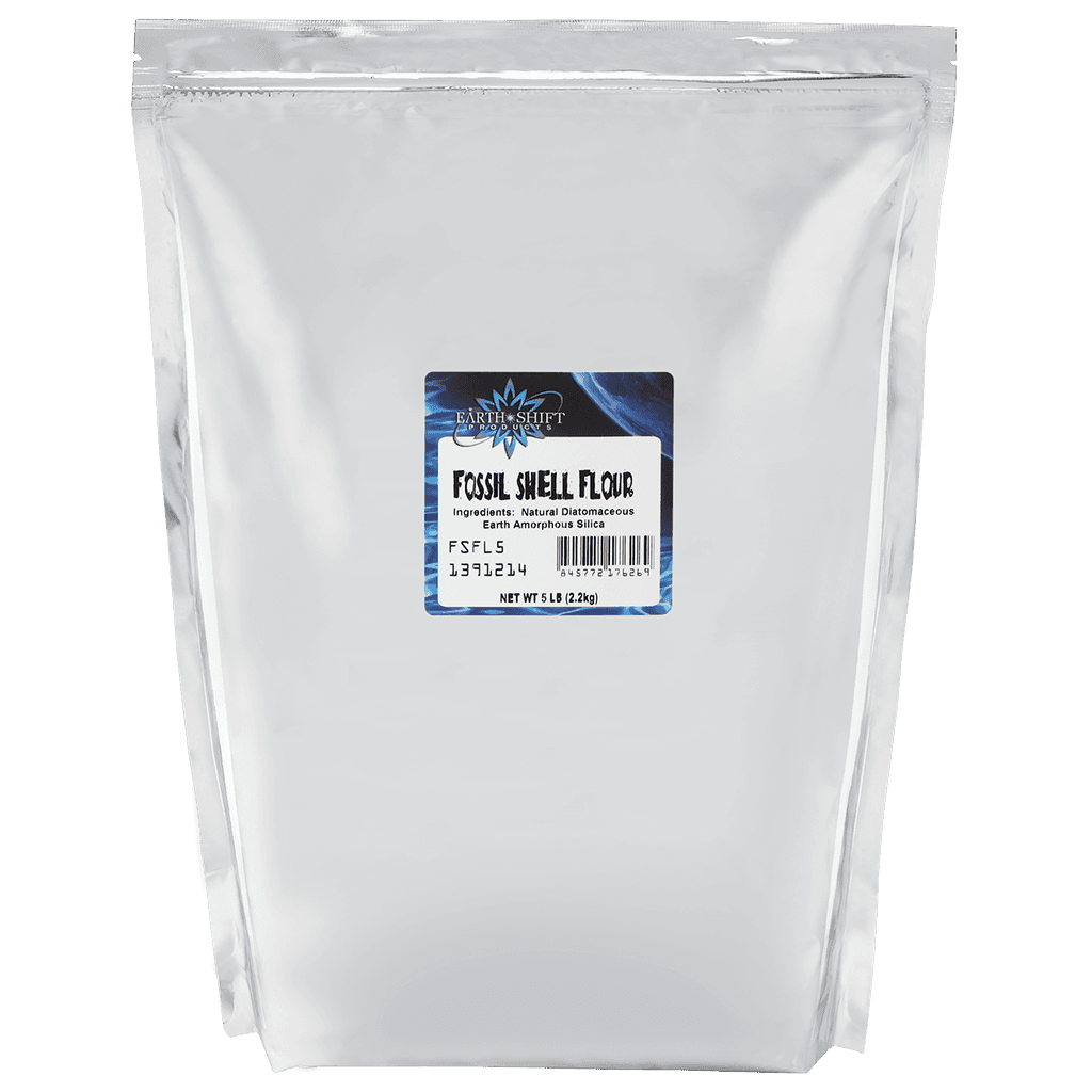 Fossil Shell Flour Diatomaceous Earth 5 lb