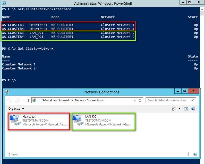 Peachy Installing Configuring And Managing Windows Server Failover Short Links Chair Design For Home Short Linksinfo