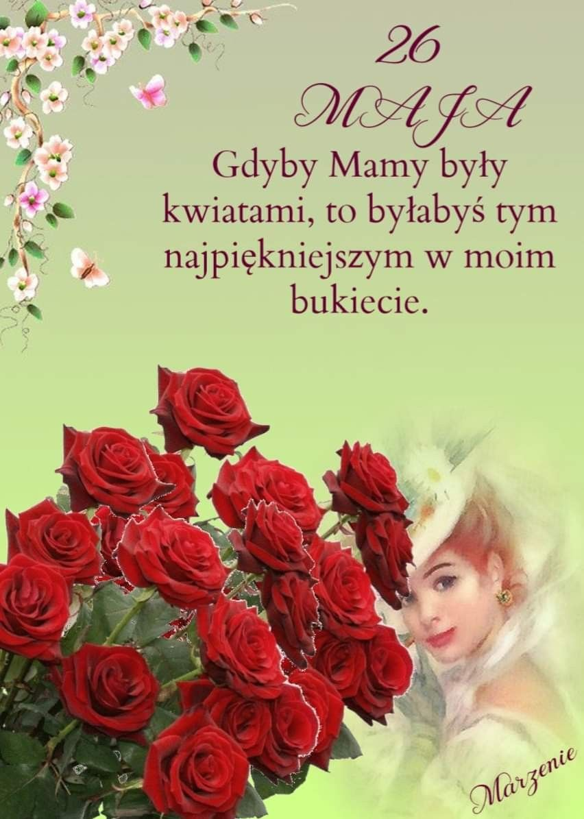 Pin Na Dzien Matki