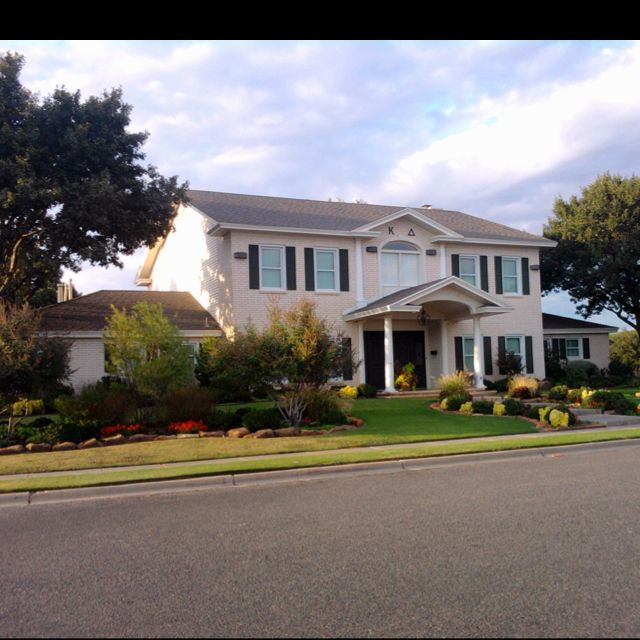 5df405dfcfe7 Home Sweet Home: Texas Tech Kappa Delta <3 | Favorite Places ...