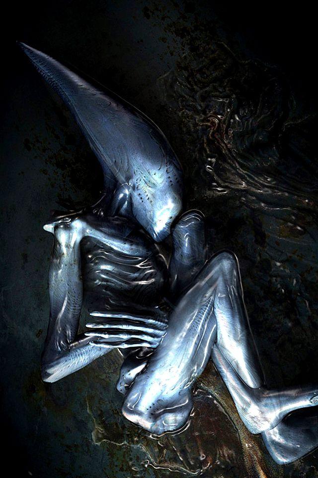 Xenomorph Vs Deacon Deacon Alien by...
