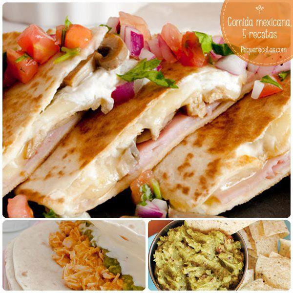 Comida Mexicana 7 Recetas Tradicionales
