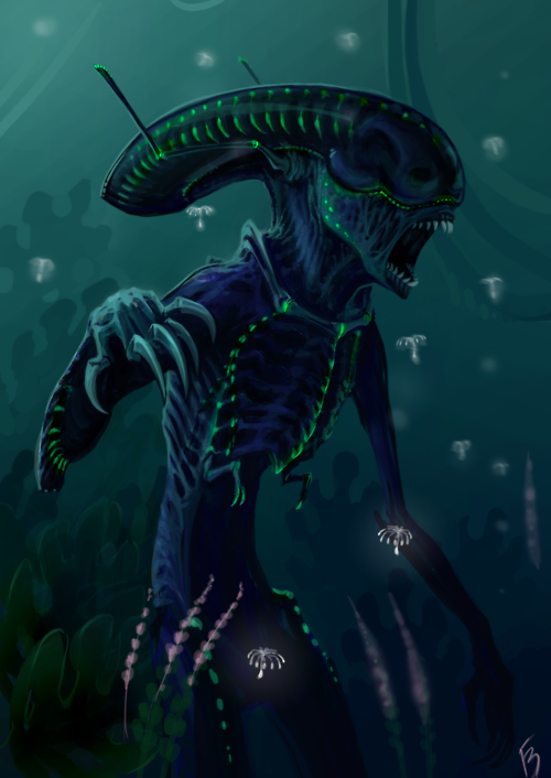 Pandora Xenomorph