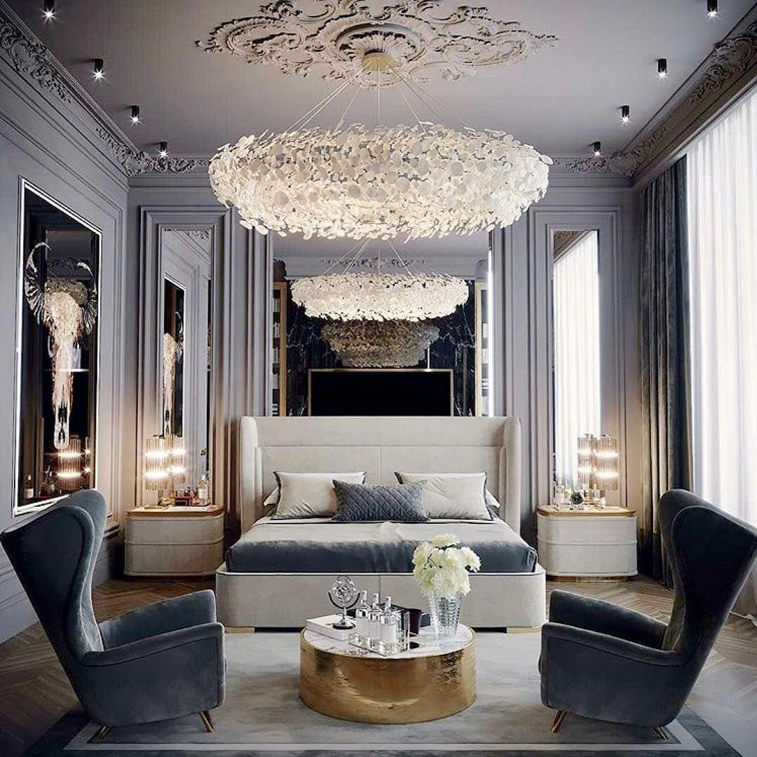 standard grande chambre de luxe intérieurluxemoderne on dreamy luxurious master bedroom designs and decor ideas id=81244