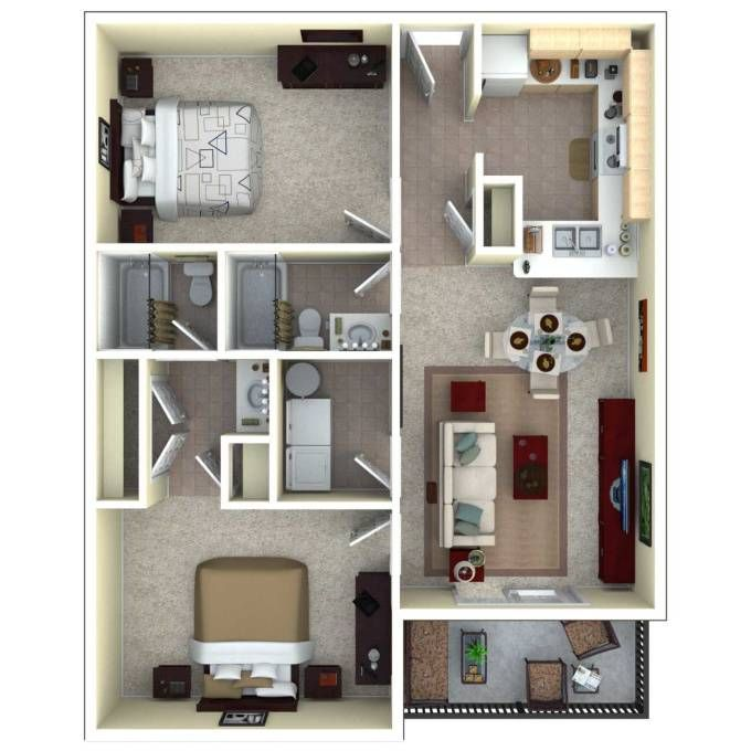 Do design 2d and 3d architectural for your | Design floor plans and ...