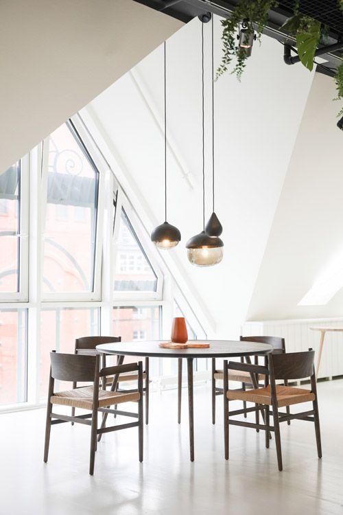 Hängeleuchte TERHO LAMP in 2019 | Design-Leuchten aus Holz ...