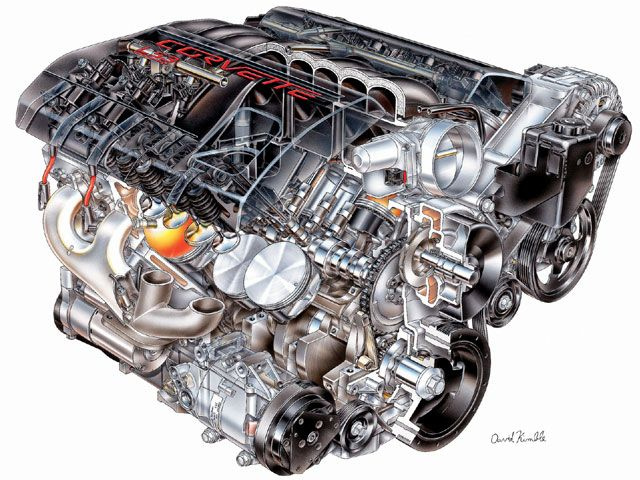 30+ Epic Engine Design | Ls engine, Corvette, EngineeringPinterest