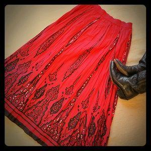 Southwest Canyon Dress