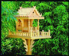 asiatisches vogelhaus garten and html. Black Bedroom Furniture Sets. Home Design Ideas