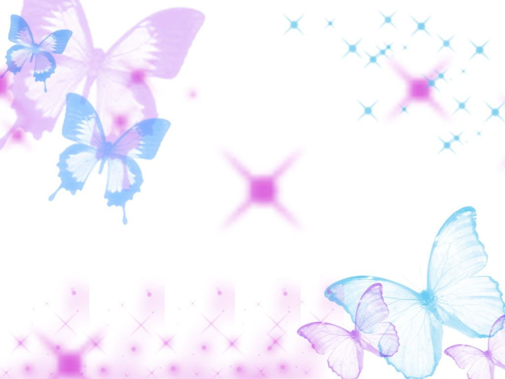 cute backgrounds butterfly sparkle cute pink