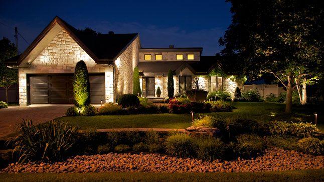 Assez Éclairage extérieur à LED en 50 idées de luminaire de jardin | Patios LA87