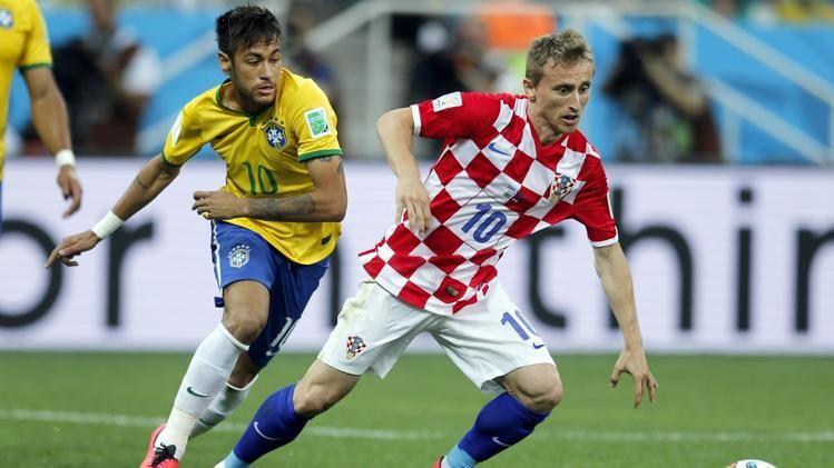 Brasil 3-1 Croacia