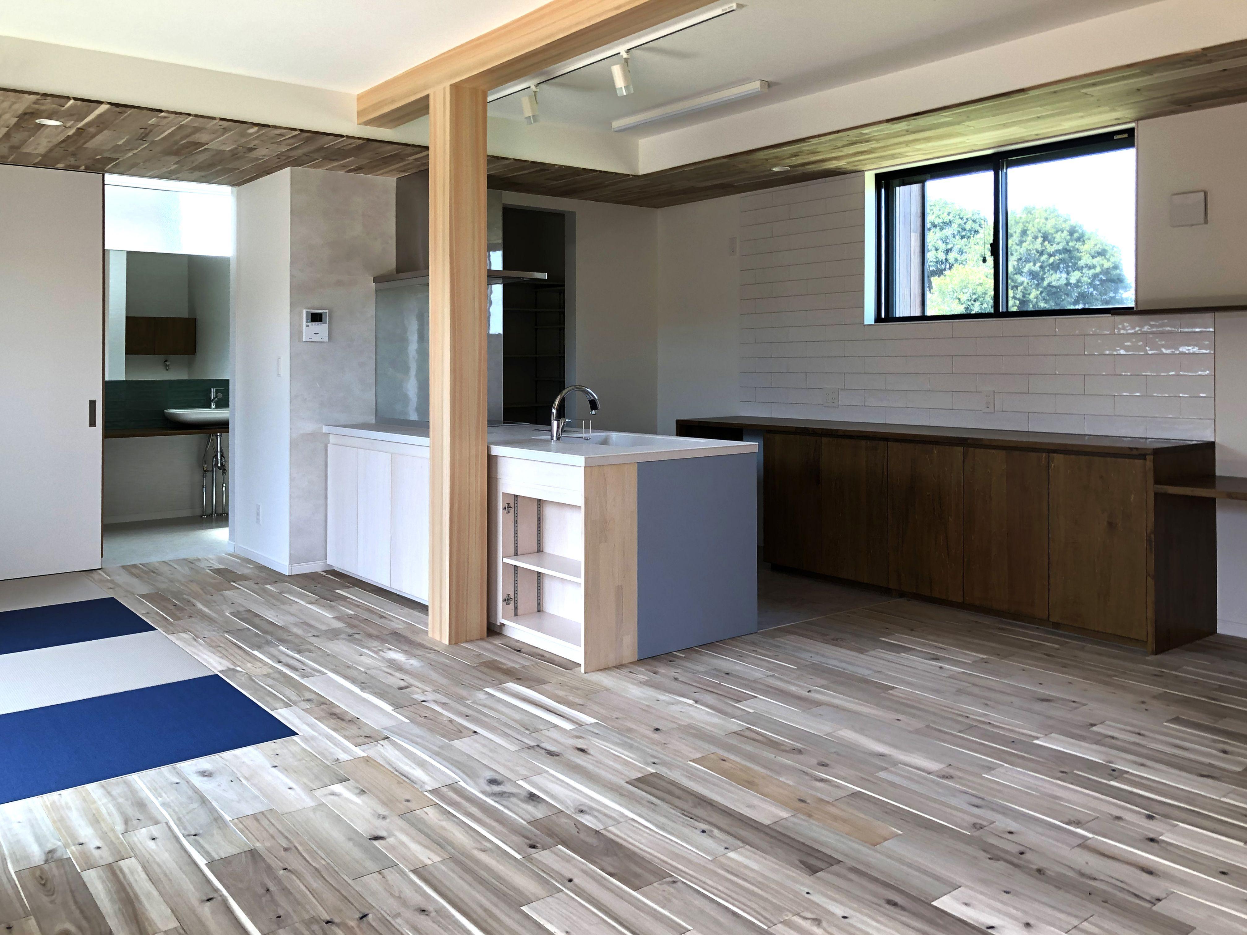 インテリア Ldk リビング ダイニング キッチン 畳コーナー 機能