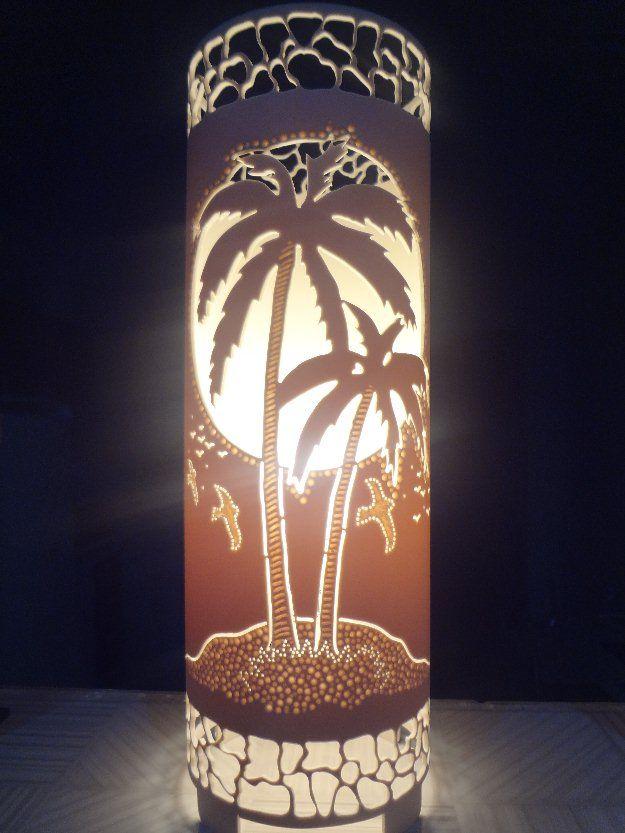 Pin on Luminárias de PVC