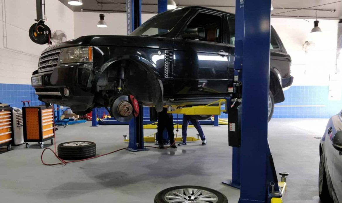 Suspension shock absorbers are very much an important part