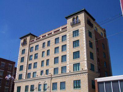Cape Girardeau Missouri Marquette Hotel 338 Broadway