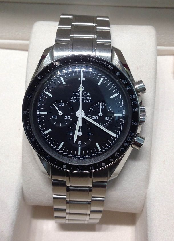 enorme sconto 85b82 e779d Omega Speedmaster moonwatch in acciaio referenza 3570.50.00 ...