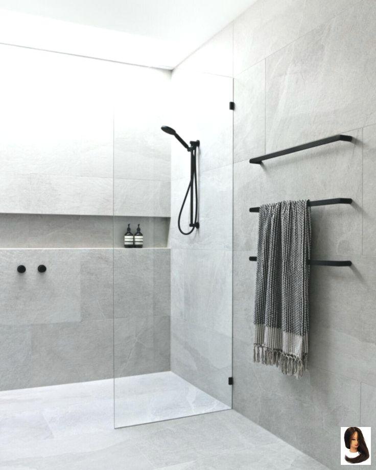 Badezimmer Bathroom Decor Themes Dachfenstergrauen Eigenes Fliesen Glas Minim Mit Rahm Modern Bathroom Design Modern Bathroom Bathroom Interior Design
