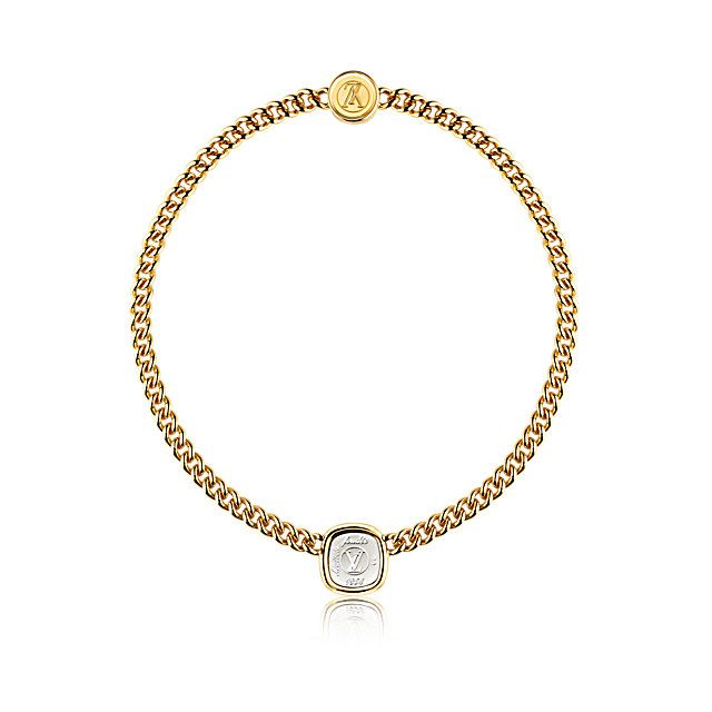 7151aaf1e1f04 I.D. NECKLACE - - Accessories | LOUIS VUITTON | Diamonds & Things ...