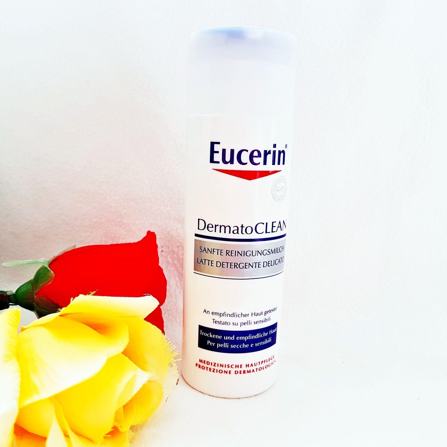 Eucerin Dermato Clean sanfte Reinigungsmilch
