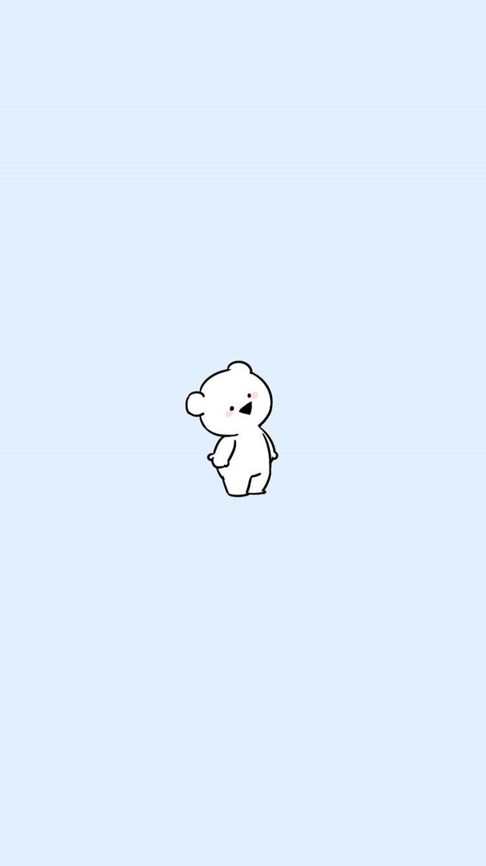 [배경화면] Character Handys Wallpapers 3 Schüsse / Überlagerungen Bunny: Naver Blog - Background