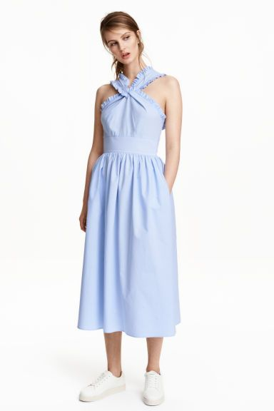 Robe en coton   H&M
