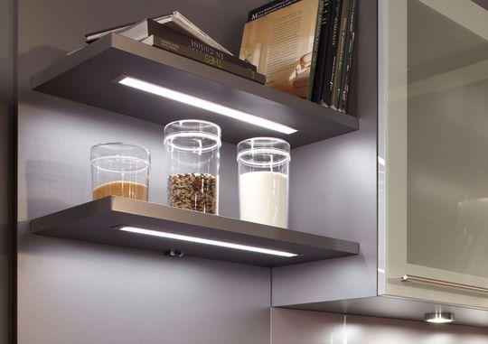 Led cuisine : bien éclairer la cuisine | Kitchen | Pinterest