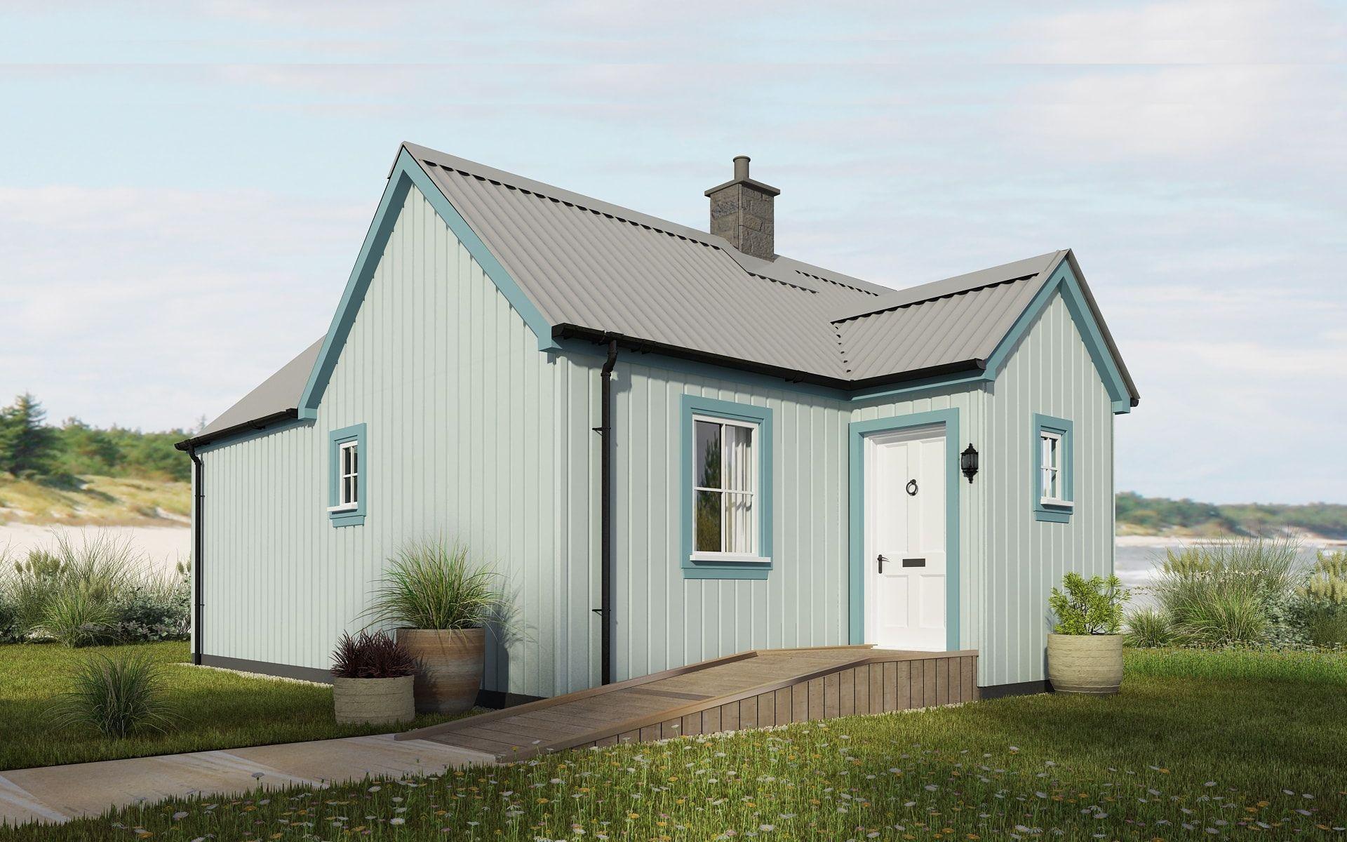 one bedroom modular home