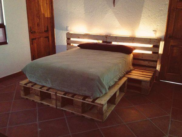 Cama matrimonial y queen size euro | Camas, Muebles para el hogar y ...