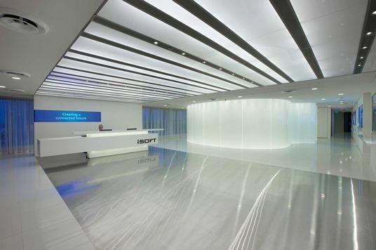 Isoft sydney australia hbo emtb architects interiors