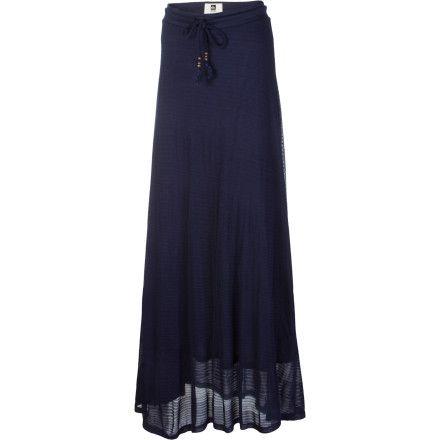 QuiksilverShadow Stripe Maxi Skirt - Women's
