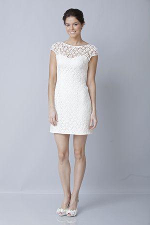 short wedding dress | Bridal Gowns | Pinterest | Short wedding ...