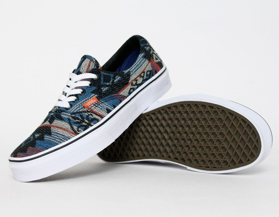 Chaussures de sport pour hommes : Vans Homme Noir Bleu
