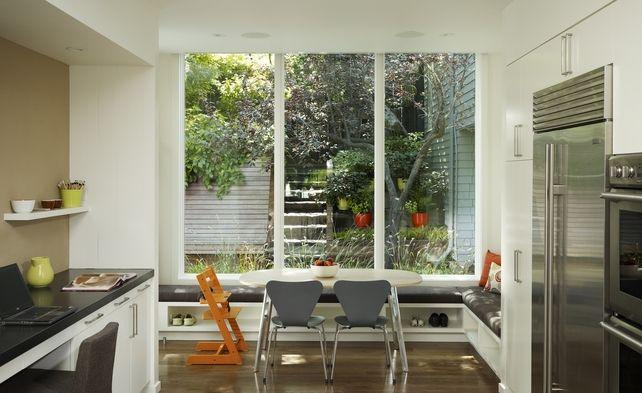 Windows And View From Kitchen Rincon De Desayuno Comedor Cocinas Con Ventanales