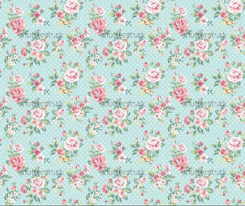 blue and pink floral wallpaper google search bedroom