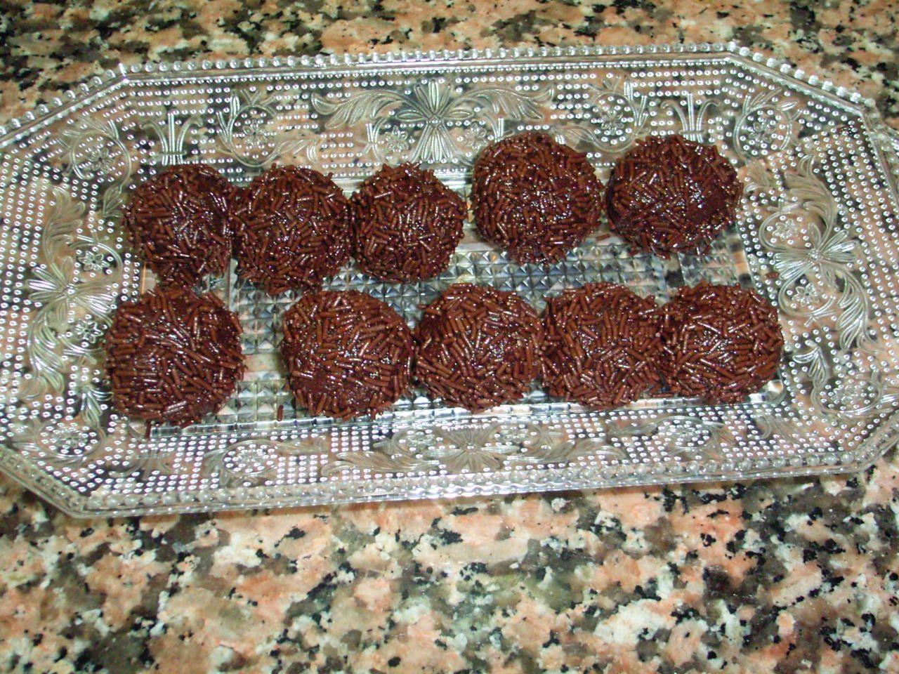 COCINA CON XENA: Trufas de chocolate con galletas