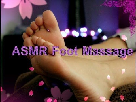 ASMR Foot Massage - YouTube