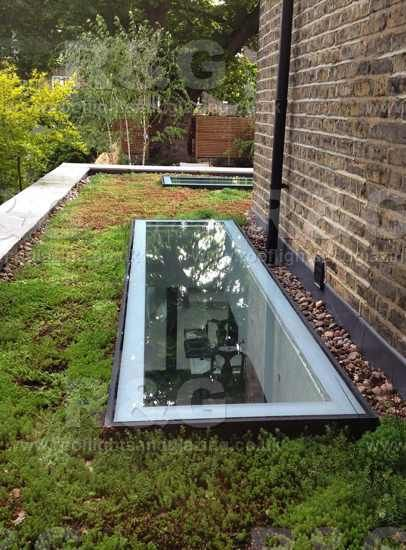 Flat Glass Rooflights For Windows Make Great Sky Light