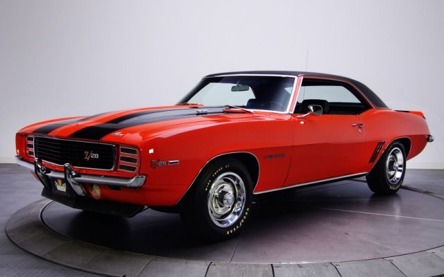 1969 Camaro Z28 Rs Muscle Car Chevy Muscle Cars Muscle
