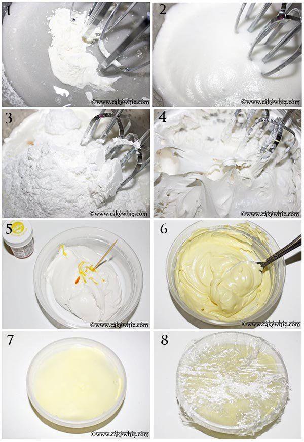 How To Make Icing Using Sugar