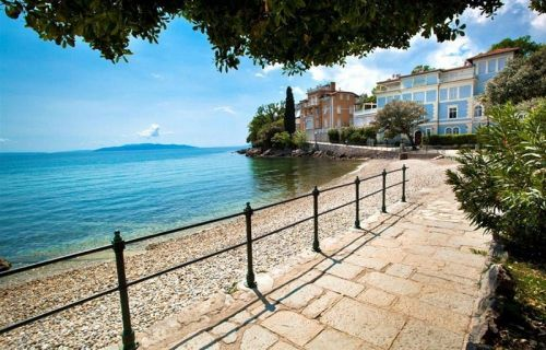 Five Reasons To Visit Opatija Holiday Places Croatia House Styles