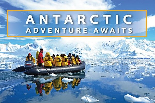 Experience Antarctica In 360° VR With Quark Expeditions