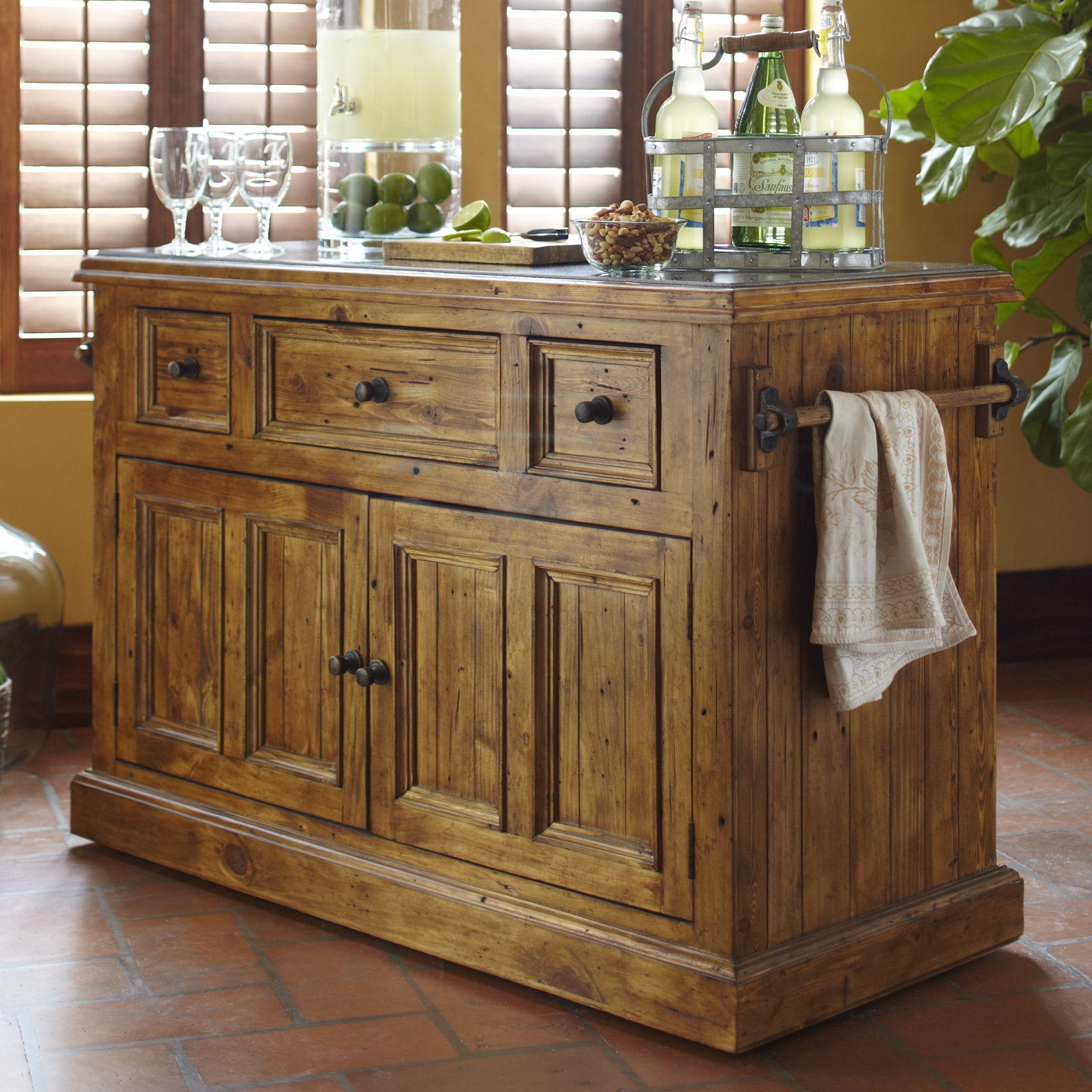 Harris Kitchen Island With Granite Top Rustic Kitchen Kitchen Island With Granite Top Interior Design Kitchen
