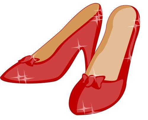 ruby slippers clip art ruby slippers lta hrefquotquotgtruby rh pinterest com au wizard of oz clipart wizard of oz clip art free