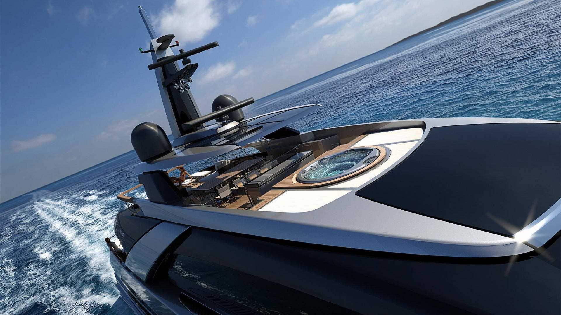 Riva 50 MT | Italian Innovation: Yachts | Pinterest | Luxury boats ...
