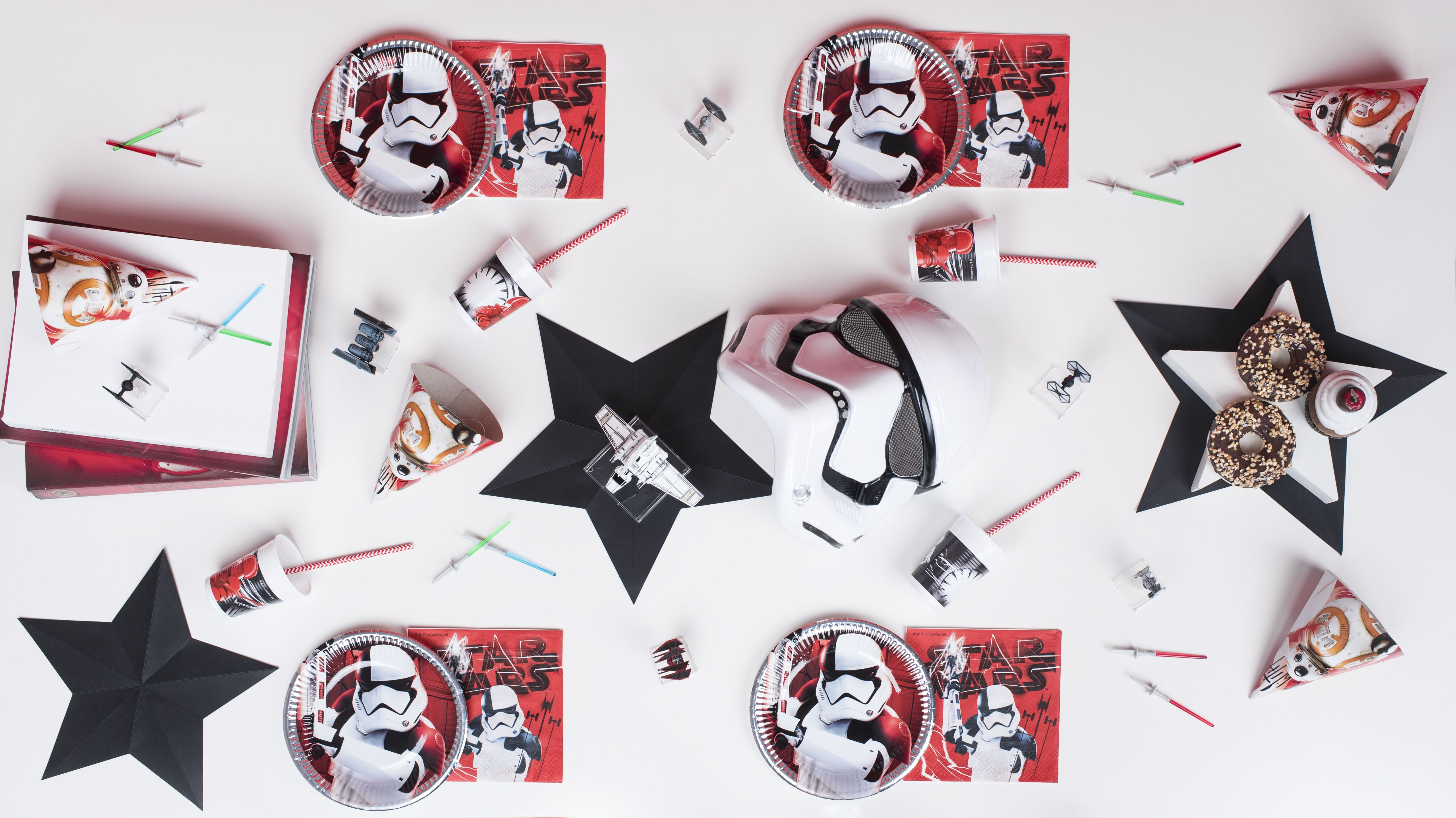 Star Wars Party Partybox Pl Dekoracja Stolu Gwiezdne Wojny