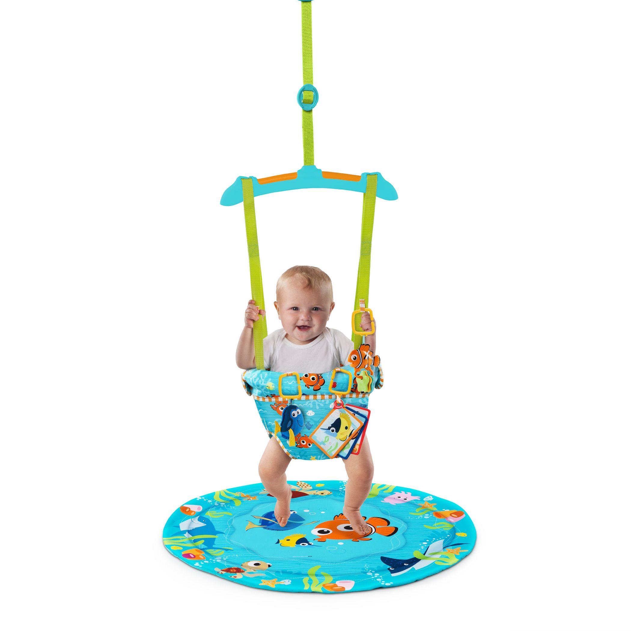 Finding Nemo Sea Of Activities Door Jumper Disney Baby Nemo Baby Baby Door Baby Disney