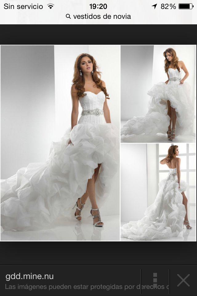 este será mi vestido de boda si algún día me llego a casar | mi