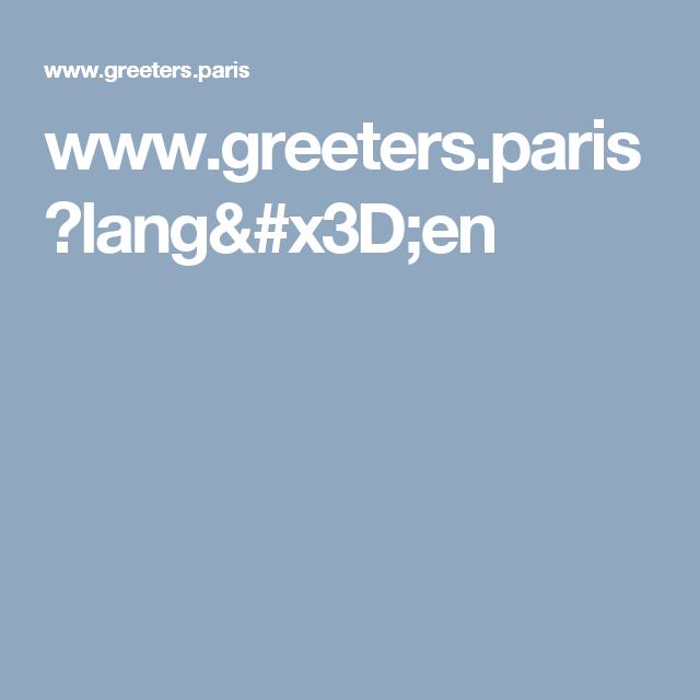 www.greeters.paris ?lang=en